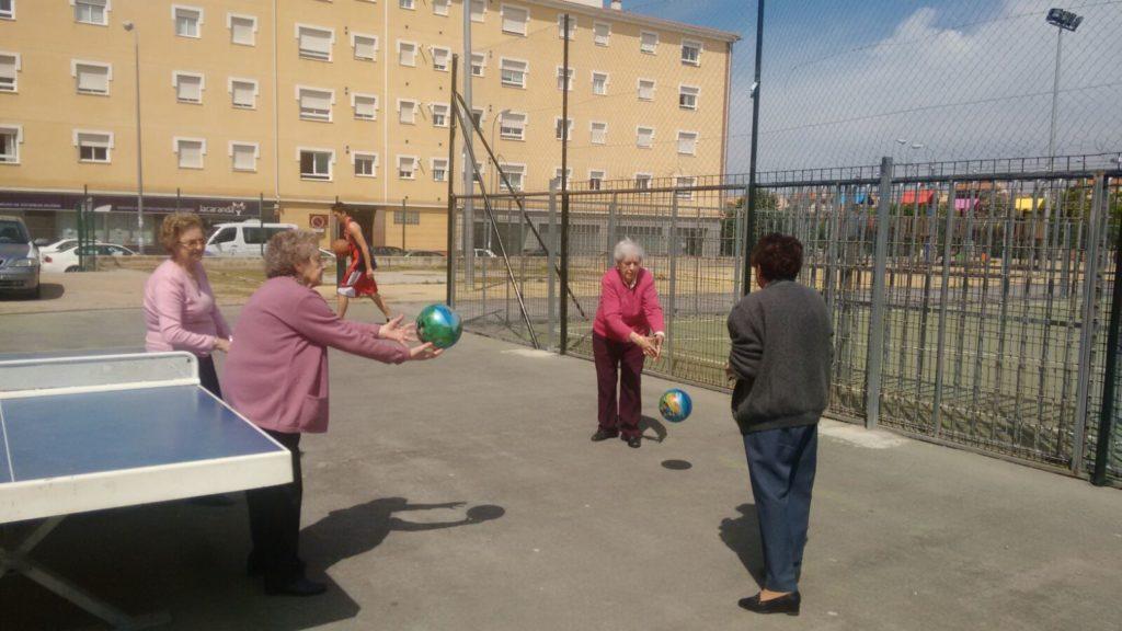 juegos deportivos al aire libre
